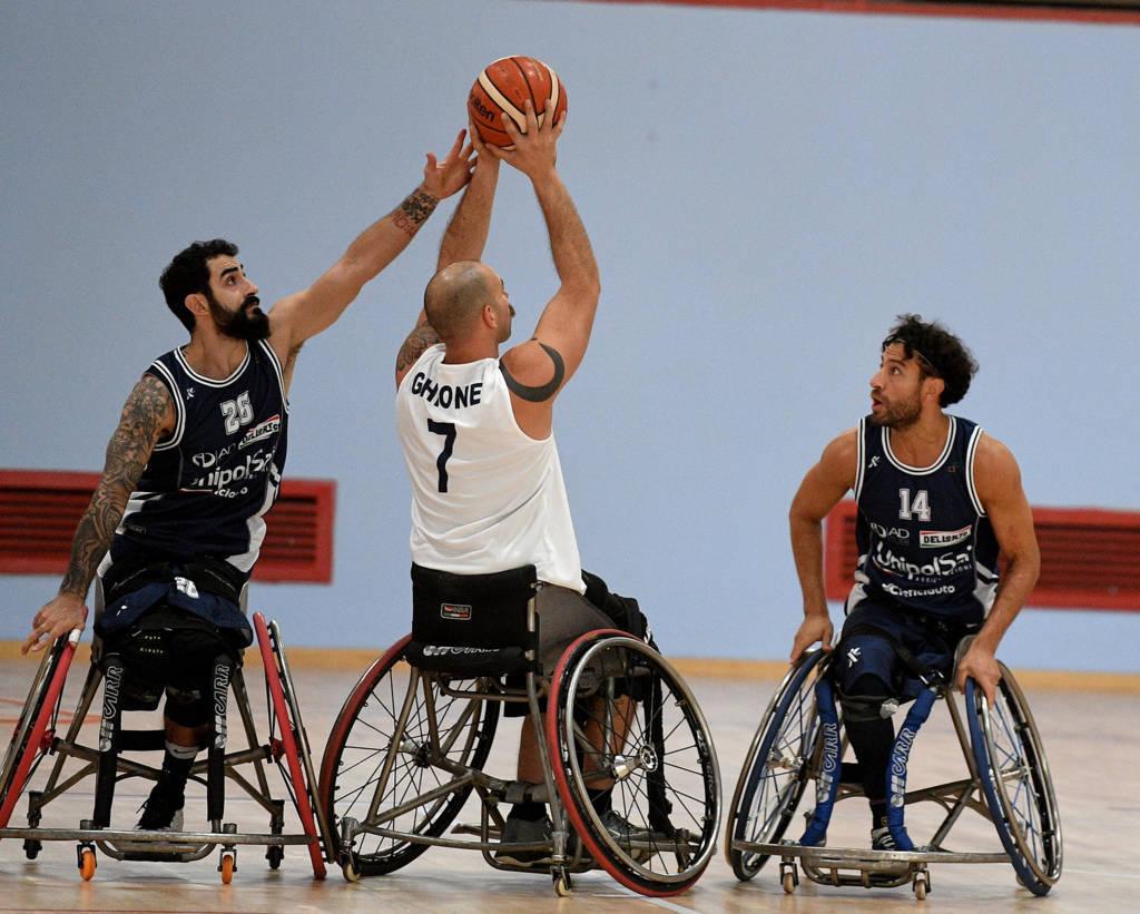 Basket in carrozzina #SerieAFipic Playoffs 2021: sarà ancora un duello S.Stefano Avis vs UnipolSai Briantea84 Cantù lo Scudetto 2021 delle ruote in campo