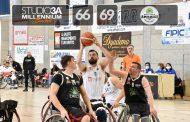 Basket in carrozzina #SerieAFipic Playoffs 2021: il S.Stefano Avis vince la prima sfida scudetto all'OT vs UnipolSai Briantea Cantù mentre Padova Millennium Basket supera Deco Group Amicacci per il 3° e 4° posto