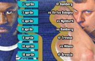 LBA UnipolSai preview 10^ ritorno 2020-21: riuscirà la rabberciata Dinamo Sassari a resistere all'assalto della Virtus Bologna con la testa già al match vs Kazan?
