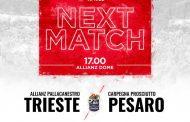 LBA UnipolSai preview 13^ ritorno 2020-21: l'Allianz Trieste e la Carpegna Prosciutto Pesaro non devono scivolare in basso, chi vince spera ancora nei Playoffs