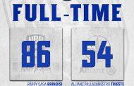 LBA #Gara2 quarti Playoffs 2021: Brindisi si ripete e per Trieste è notte fonda