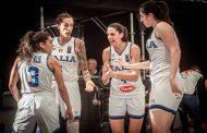 FIBA 3x3 Olympic Qualifying Tournament 2021: Italbasket Rosa KO vs la Spagna poi riscatto vs Cina Tai-pei, ora venerdì 28 vs Svizzera ed Austria