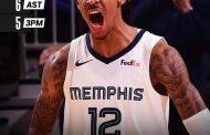 NBA Play-in Tournament 2021: stanotte partono i Playoff con i Memphis Grizzlies che battono a domicilio i Golden State Warriors all'overtime