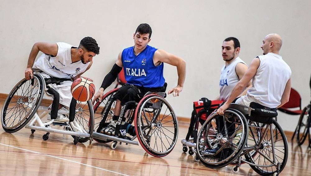 Basket in carrozzina ItalFipic Euro U22M 2021: effettuati i sorteggi del prossimo Campionato Europeo IWBF in Italia dal 13-18 giugno