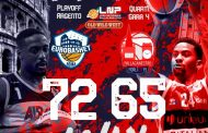 A2 #Gara4 Quarti Playoffs 2021: è sempre super Atlante Eurobasket Roma, battuta ancora Unieuro Forlì ed è semifinale!