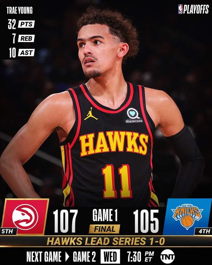 NBA Playoffs #Gara1 2021: battaglia a Philadelphia con i Sixers che battono Washington Wizards mentre gli Atlanta Hawks sorpendono New York Knicks