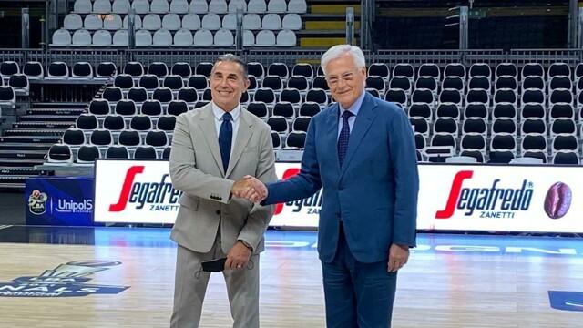 LBA UnipolSai Mercato 2021-22: per la Virtus Segafredo Bologna è stato il giorno di Sergio Scariolo