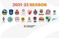 Turkish Airlines Euroleague 2021-22: definite le 18 squadre partecipanti alla prossima Euroleague ma la formula sarà la stessa dello scorso anno?