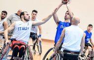 Basket in carrozzina ItalFipic Euro U22M 2021: da oggi inizia il ritiro dell'ItalFipic U22M per il via tra una settimana vs la Turchia