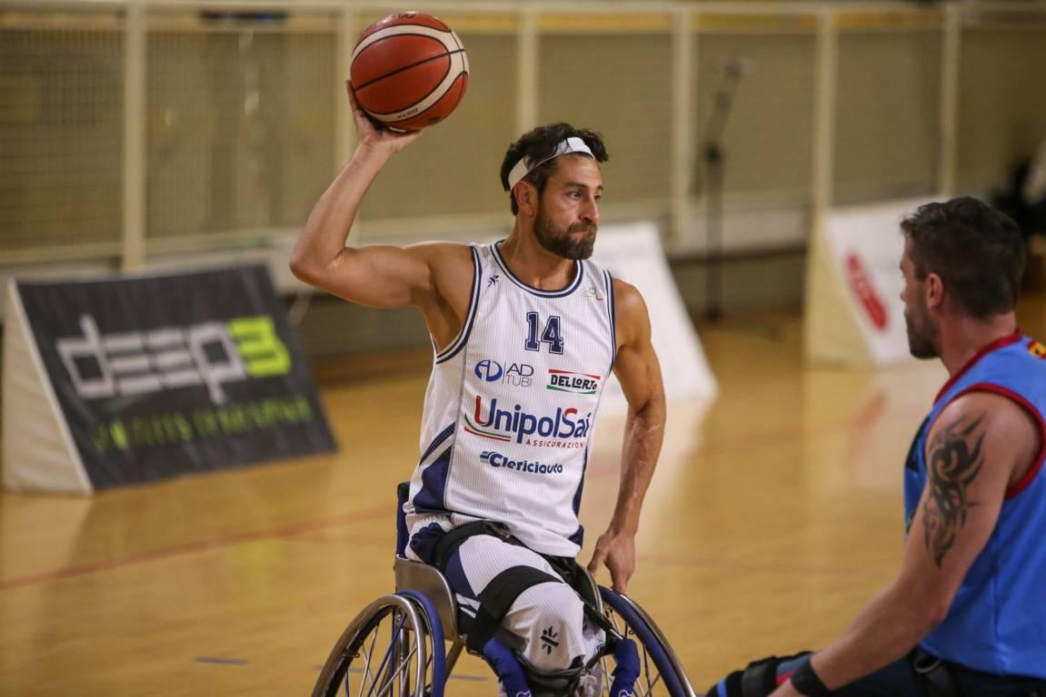 Basket in carrozzina #SerieAFipic Mercato 2020-21: si separano le strade di Adolfo Damian Berdun e dell'UnipolSai Briantea84 Cantù dopo 5 anni