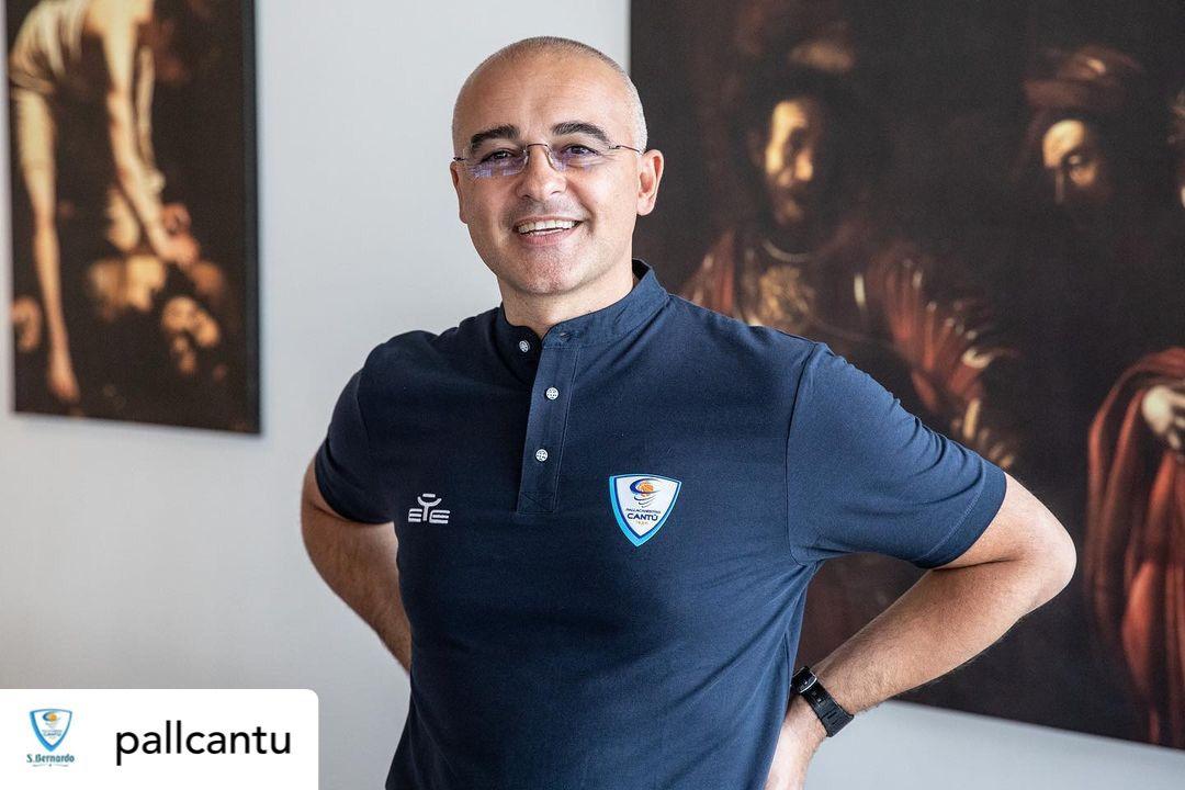 TriplaDoppia by All-Around.net 2020-21: 44^ Puntata #LiveFacebook di TriplaDoppia con il ritorno del nuovo Head Coach di Cantù Marco Sodini