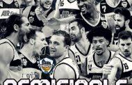 A2 #Gara1 Semifinali Playoffs 2021: la cenerentola Atlante Eurobasket Roma vs il Derthona Basket