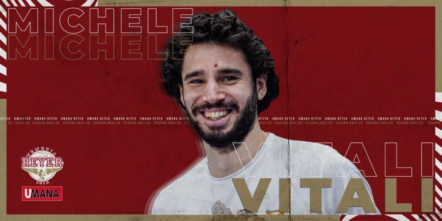 LBA UnipolSai Mercato 2021-22: l'Umana Reyer Venezia ufficializza il ritorno in Italia di Michele Vitali