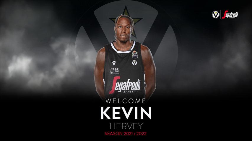 LBA UnipolSai Mercato 2021-22: la Virtus Segafredo Bologna inchiostra per due anni l'ala forte Kevin Hervey