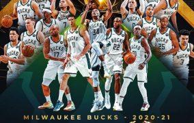 NBA Playoffs Finals #Gara6 2021: i Milwaukee Bucks nella storia, battuti Phoenix Suns 105-98 e campioni NBA con super Giannis Antetokounmpo