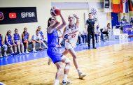 FIBA European Challenger U20F 2021: ottima Italbasket Rosa U20F che batte all'esordio la Bulgaria 46-66