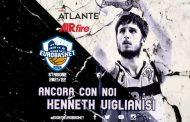 Serie A2 Mercato 2021-22: la Stella Azzurra ingaggia l'esperienza di Tommaso Raspino mentre l'Atlante Eurobasket Roma conferma Kenneth Viglianisi