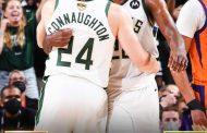 NBA Playoffs Finals #Gara4 2021: è battaglia a Milwaukee e la vincono i Bucks vs Phoenix Suns per 109-103, serie sul 2-2
