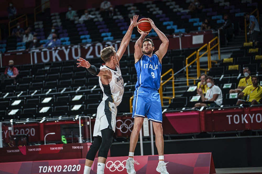Torneo Olimpico Tokyo 2020 #game1: Italbasket esce alla distanza e come da tradizione punisce la Germania