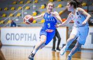 FIBA European Challenger U20F 2021: l'Italbasket Rosa U20F concede il tris vs il Belgio vincendo 48-54