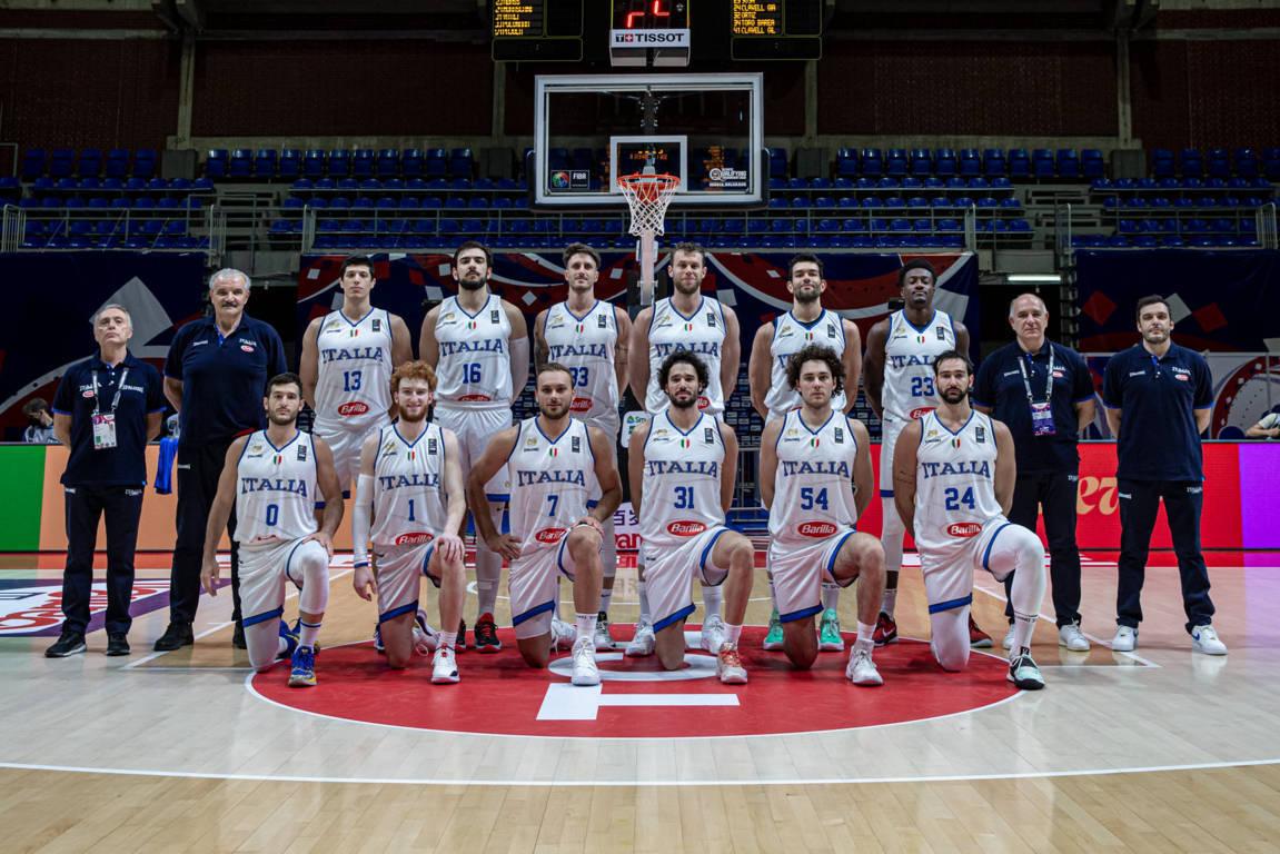 Vannizagnoli.it, show 2021: Italbasket-Serbia non finisca con gli azzurri che si bloccano in attacco negli ultimi minuti. Evitiamo la 7^ assenza in 9 olimpiadi