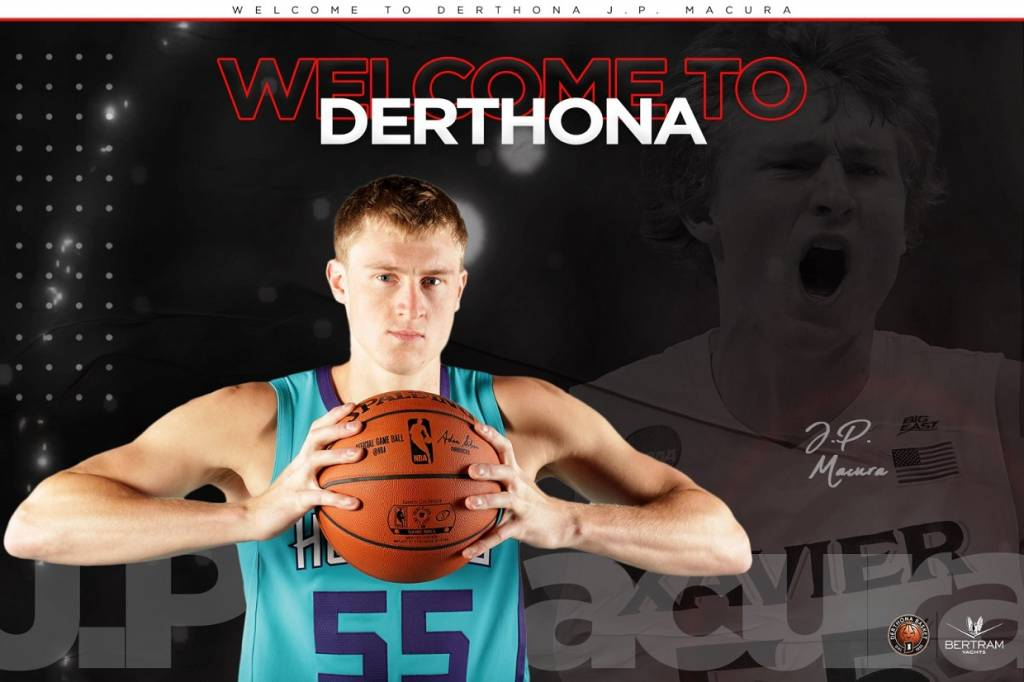 LBA UnipolSai Mercato 2021-22: il Bertram Derthona Basket aggiunge al roster l'ala J.P. Macura