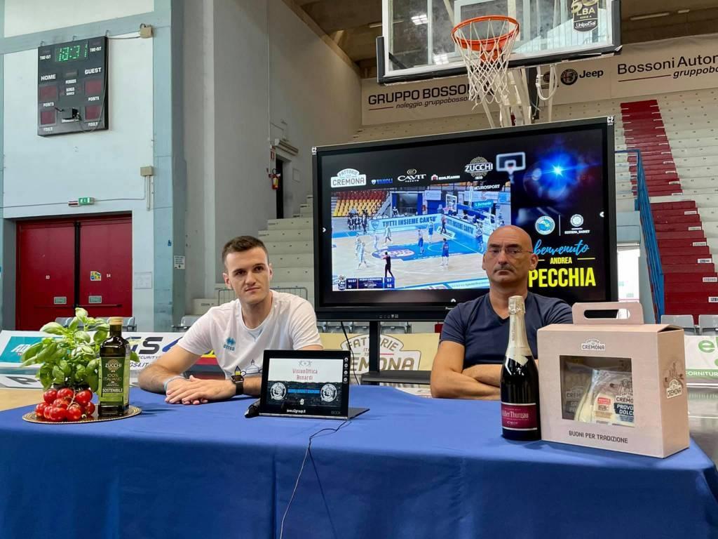 LBA UnipolSai Mercato 2021-22: la Vanoli Cremona continua a puntare sulla linea verde per stupire anche il prossimo anno