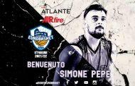 Serie A2 Mercato 2021-22: per l'Atlante Eurobasket Roma la capacità di fare canestro della guardia tiratrice Simone Pepe
