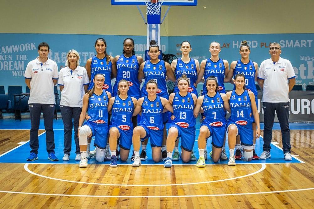 FIBA European Challenger U20F 2021: l'Italbasket Rosa U20F concede il bis, domata anche la Croazia per 67-51