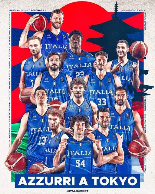 Olympics Qualifying Tournament 2021: Italbasket da sballo, le Olimpiadi sono realtà