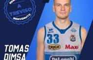LBA UnipolSai Mercato 2021-22: la Dé Longhi Treviso aggiunge al suo roster il lituano Tomas Dimsa e Luca Severini è confermato al Derthona Basket