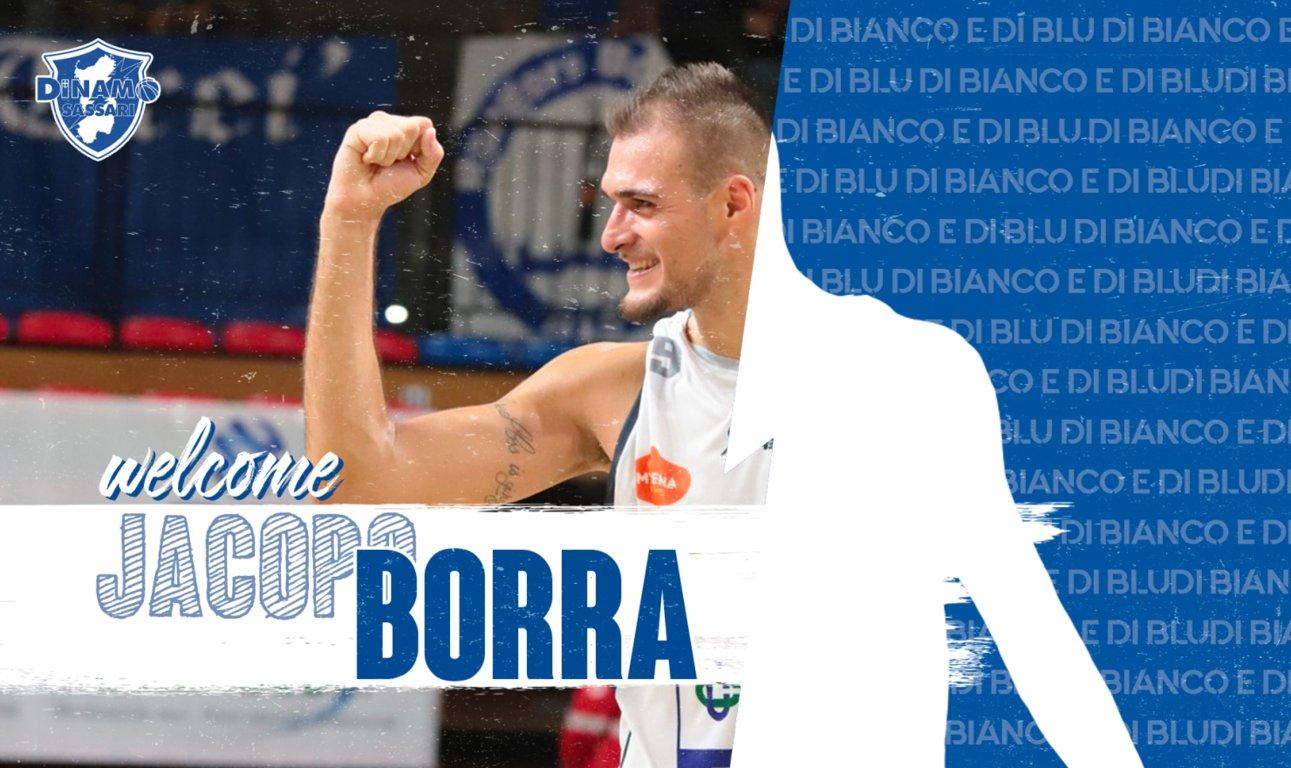 LBA UnipolSai Mercato 2021-22: la Dinamo Sassari cambia assetto, firma Jacopo Borra e con l'addio di Spissu passerà al 6+6