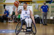 Basket in carrozzina #SerieAFipic Mercato 2021-22: ci sarà ancora Francesco Santorelli nelle fila dell'UnipolSai Briantea84 Cantù