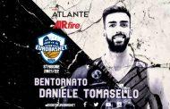 Serie A2 girone rosso Mercato 2021-22: la saggezza dell'esperienza sotto canestro, Daniele Tomasello torna all'Atlante Eurobasket Roma
