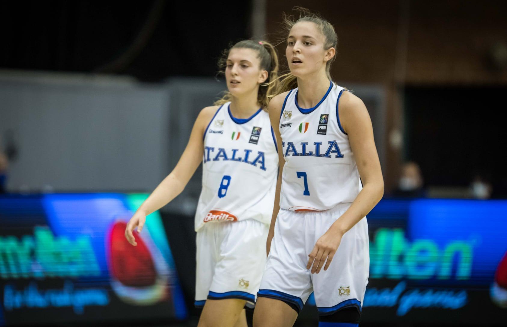 FIBA World Cup U19F 2021: pesante KO per l'Italbasket U19F vs il Giappone che da una lezione di gioco, domani ci si gioca l'11° posto