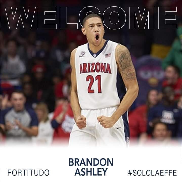LBA UnipolSai Mercato 2021-22: la Fortitudo Bologna ingaggia l'ala americana Brandon Ashley per una stagione e Leonardo Okeke al Derthona Basket