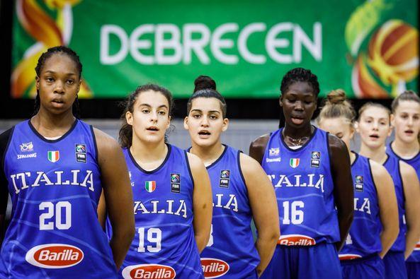 FIBA World Cup U19F 2021: l'Australia sbaglia di meno, Italbasket U19F troppo, 2° KO ed ora agli ottavi le padrone di casa dell'Ungheria