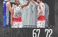 LBA Supercoppa Discovery+ #F8 2021: happy hour che sorride all'Olimpia Milano che sconfigge l'Happy Casa Brindisi e vola in finale.