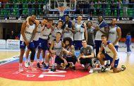 LBA UnipolSai precampionato 2021-22: l'Happy Casa Brindisi festeggia alla grande la vittoria al