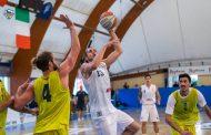 Serie A2 girone rosso precampionato 2021-22: positivo scrimmage tra Atlante Eurobasket Roma e Givova Scafati in ottica Supercoppa LNP