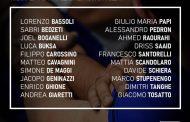 Basket in carrozzina ItalFipic 2021: ecco i 20 giocatori convocati per il peunultimo ritiro pro IWBF European Championship