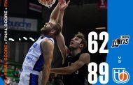 FIBA BCL Qualifiers 2021-22: bentornata in Europa, Nutribullet Treviso! domati i London Lions.