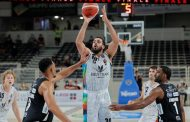 LBA Supercoppa Discovery+ 6^ giornata 2021: la Bertram Derthona Basket fa poker di vittorie, la Dolomiti Energia Trentino di sconfitte