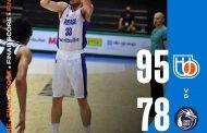 FIBA BasketballCL Qualifiers 2021-22: obiettivo centrato con la NutriBullet Treviso di Super Tomas Dimsa centra la qualificazione