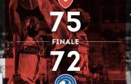 LBA UnipolSai 1^ andata 2021-22: Varese si fa rimontare, poi torna avanti e batte Brescia in una bellissima partita