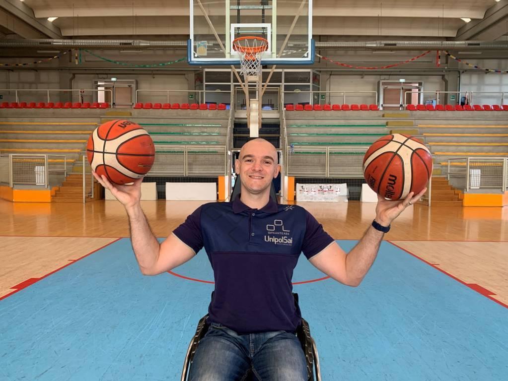 Basket in carrozzina #SerieAFipic Mercato 2021-22: un graditissimo ritorno all'UnipolSai Briantea84 Cantù, riecco