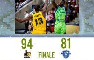 FIBA Basketball CL #Game1 2021-22: la Dinamo Sassari è senza idee ed energie, il MHP Riesen Ludwigsburg ringrazia e le passa sopra