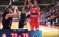 LNP A2 girone rosso 3^ andata 2021-22: doppia vittoria in trasferta delle romane, l'Atlante Eurobasket Roma a Chieti e della Stella Azzurra vs Unieuro Forlì!