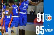 FIBA Basketball CL #Game1 2021-22: esordio splendido della NutriBullet Treviso in regular season, ko i lettoni del VEF Riga