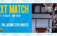 LBA UnipolSai preview 4^ andata 2021-22: la Vanoli Cremona riceve l'Openjobmetis Varese, obiettivo vittoria dopo Trento